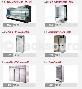 冷凍冷藏櫃 > 開放式冷凍冷藏櫃、廚房用冷凍冷藏櫃、氣冷式冷藏櫃