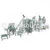 整廠設備 >> 混合機輸送包裝整廠系統 > 烘焙原料混合、輸送、包裝系統