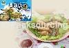 土魠魚塊 (素食)