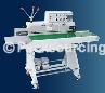 落地型連續式封口機 > GD203 落地型連續式封口機+印字機+抽氣設備
