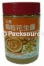 大圓花生醬-顆粒 (1*400g)