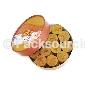 窯燒煎餅--圓形煎餅