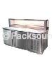 不銹鋼冷凍冷藏工作台系列 > 生魚片料理工作檯