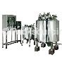 攪拌混合設備 > 攪拌混合桶槽 >> 磁性攪拌機附荷重元裝置 SY-SS