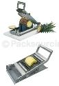 蔬果加工設備 > 手動/氣動分割機、桌上型切條機、桌上型蔬果螺旋線機、蘋果削皮.去核.切片機.......