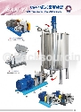 循環式乳化機 / 膠體研磨機 > CM-H 臥式循環機型
