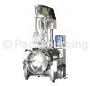 蒸氣加熱煮炊攪拌機 > 蒸氣加熱多功能卡仕達機/油壓升降