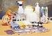 收縮套管及瓶套 / PVC, PET(G), PLA 收縮袋 (圓弧狀或直線)