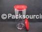 食品級瓶罐 -  塑膠易開罐、塑膠易開罐搭配蓋子