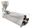 桌上型活塞式液體充填機 Tabletop Pneumatic Piston Liquid Filling Machine