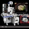 全自動雙聯式餛飩機 HWT-400T_安口食品機械