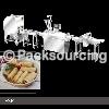 全自動開口春捲連續生產線 FSP ∣ 安口食品機械