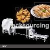全自動春捲皮與咖哩角皮製造機 SRP series ∣ 安口食品機械