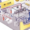 桶裝水廠生產線