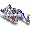 酥皮生產線/餅皮生產線-侑達機械工業有限公司